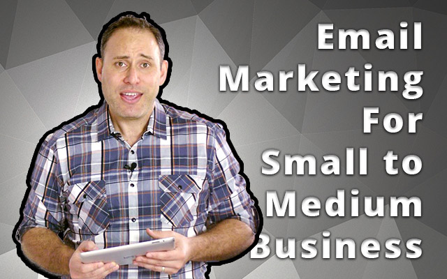 Email Marketing Tips For Small To Medium Business