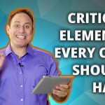 Critical Elements Every CMS Should Have