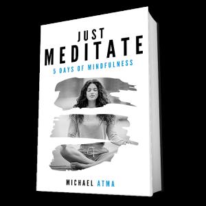 just meditate book